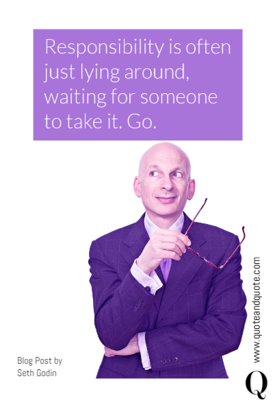 Blog Post by Seth Godin