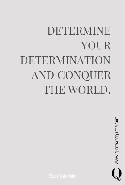 DETERMINE