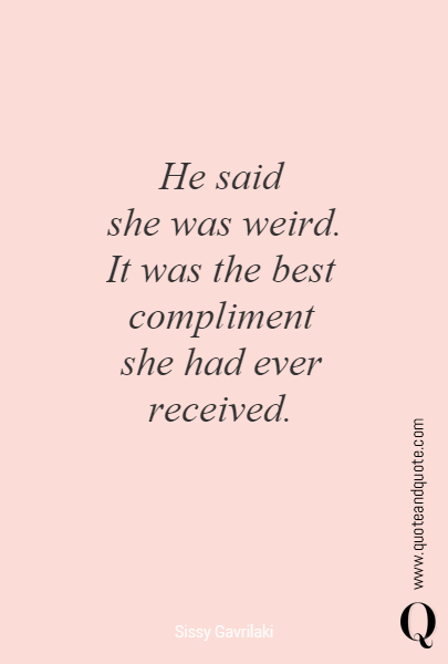 He said 