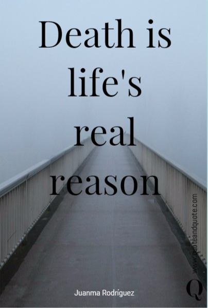 Death is