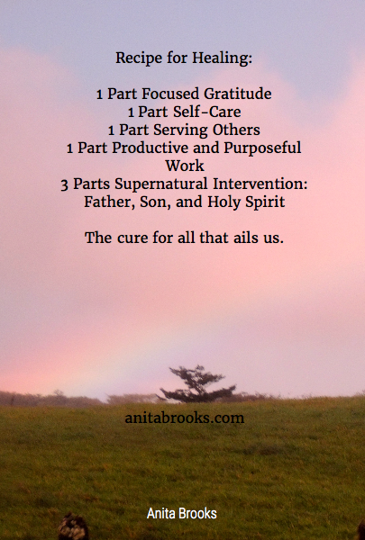 Recipe for Healing: