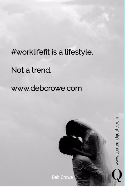 #worklifefit is a lifestyle. 