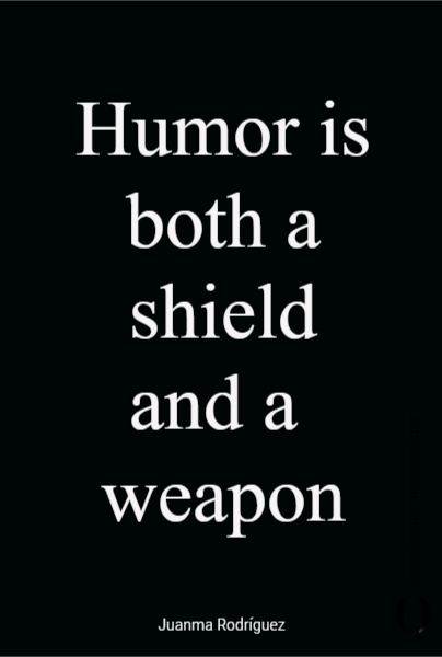 Humor is both a