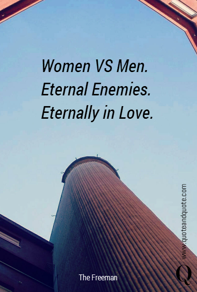 Women VS Men.