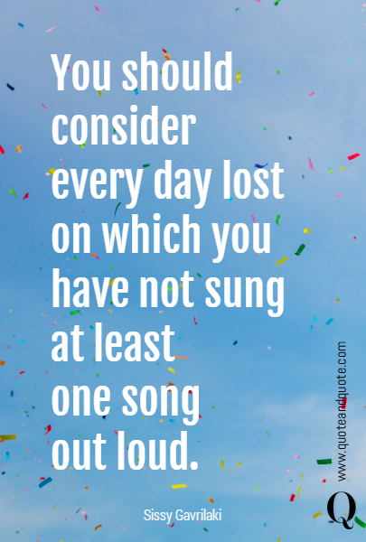 You should consider