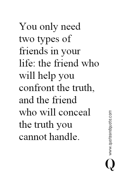 You only need 