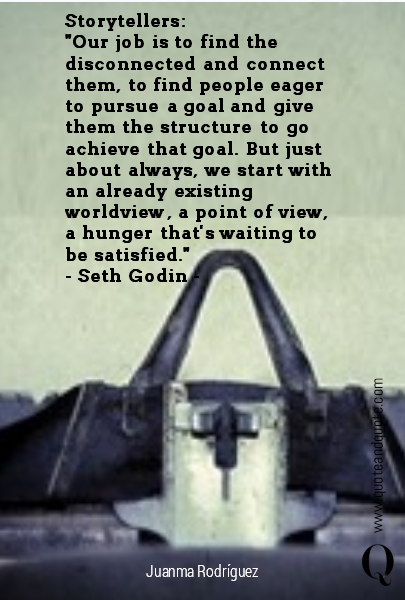Storytellers: